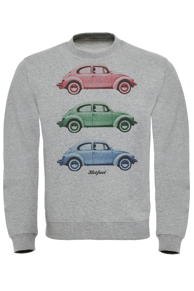 Beetle Stack Sweatshirt