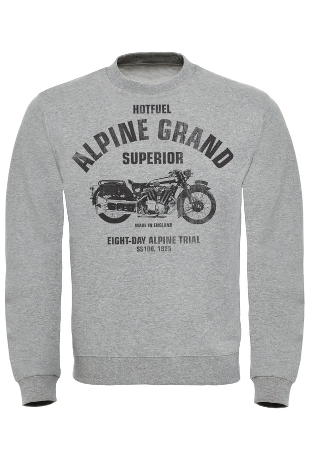 Alpine Grand Superior Sweatshirt