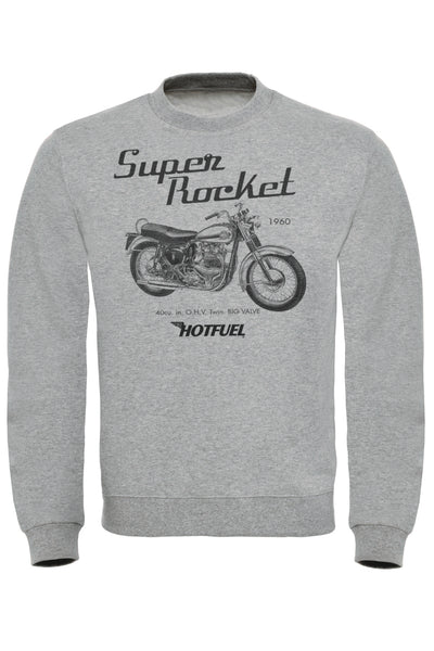 Hotfuel Super Rocket Sweatshirt