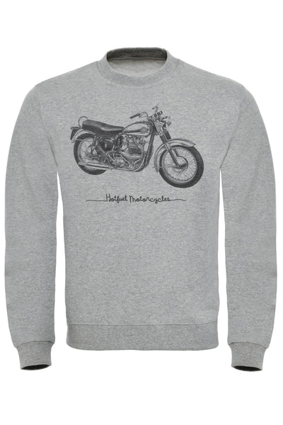 Hotfuel Motorcycles Bike Sweatshirt