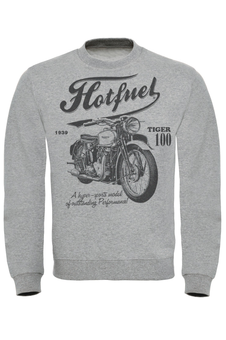 Hotfuel Tiger 100 Sweatshirt