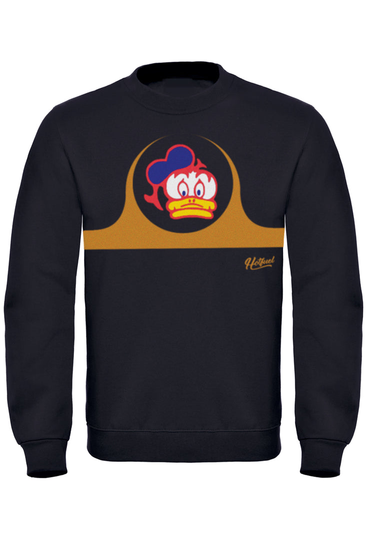 Sheene Helmet Sweatshirt