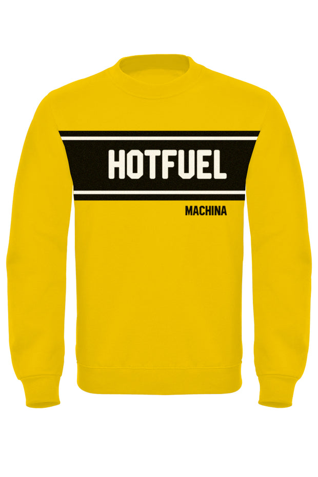 Hotfuel Machina Stripe Sweatshirt