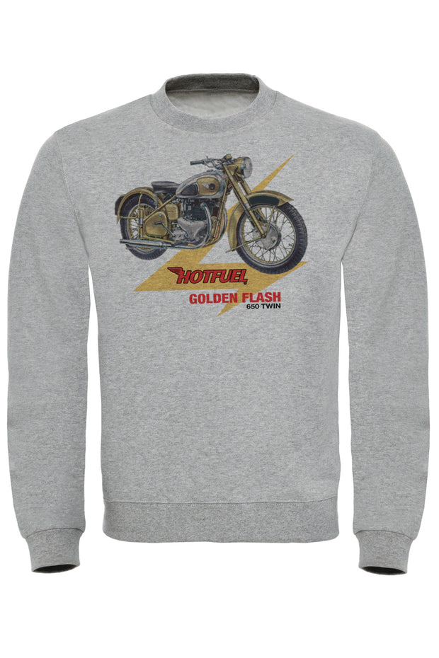 Hotfuel Golden Flash Sweatshirt