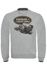 Vintage Guys Rule Off Road Sweatshirt