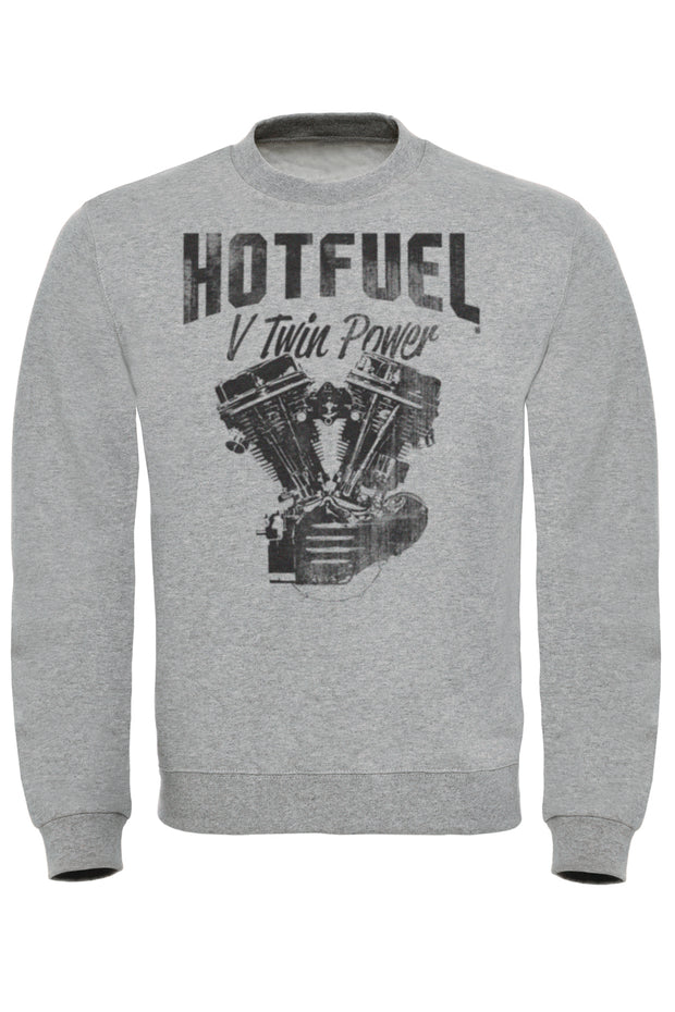 Hotfuel V Twin Power Sweatshirt