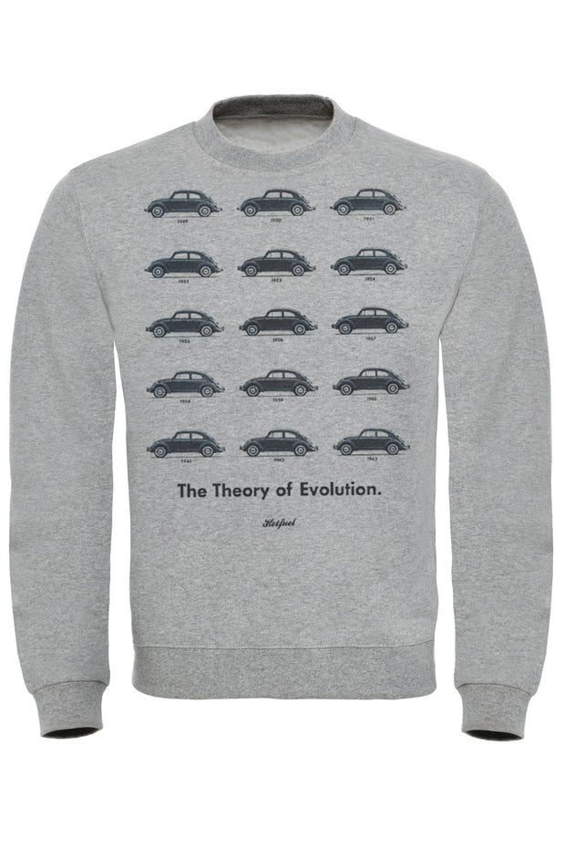 Beetle Theory of Evolution Sweatshirt