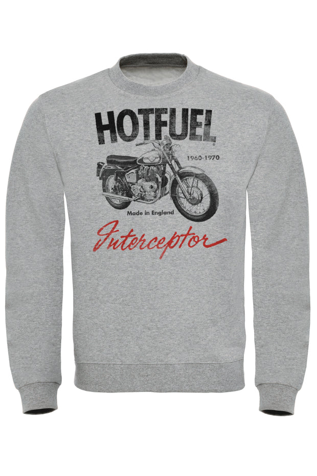 Hotfuel Interceptor Motorcycle Sweatshirt