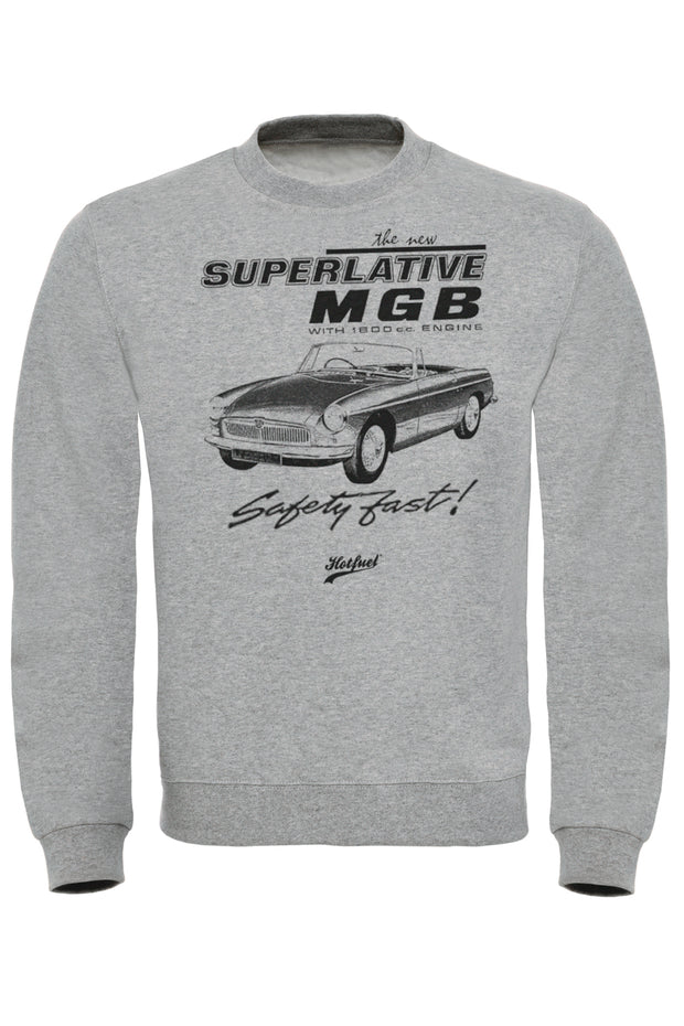 MGB Safety Fast Sweatshirt