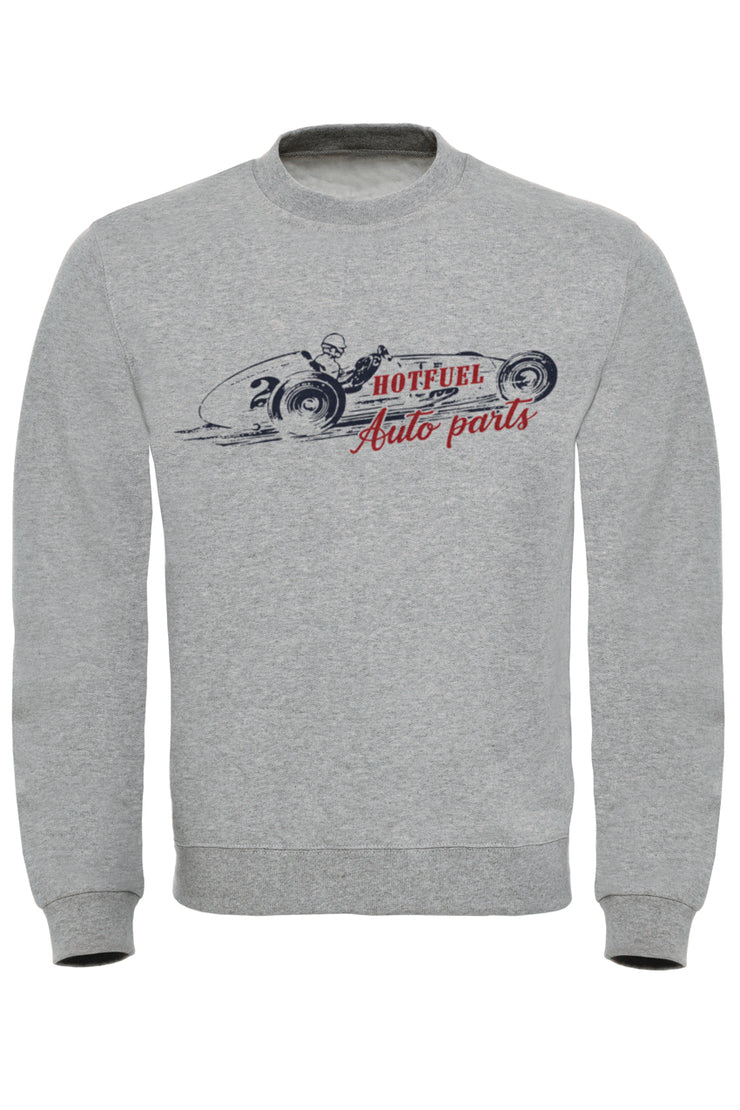 Hotfuel Auto Parts Sweatshirt
