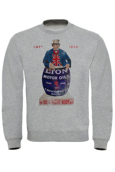 Lion Motor Oils Sweatshirt