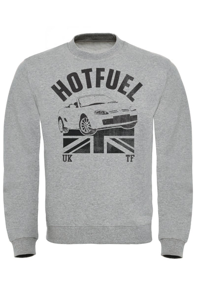 MG TF UK Print Sweatshirt