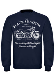 Black Shadow Worlds Fastest Sweatshirt