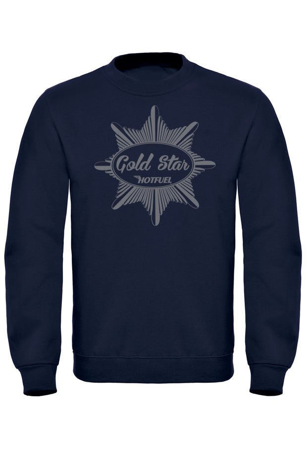 Hotfuel Gold Star Sweatshirt