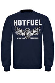 Hotfuel Wings Sweatshirt