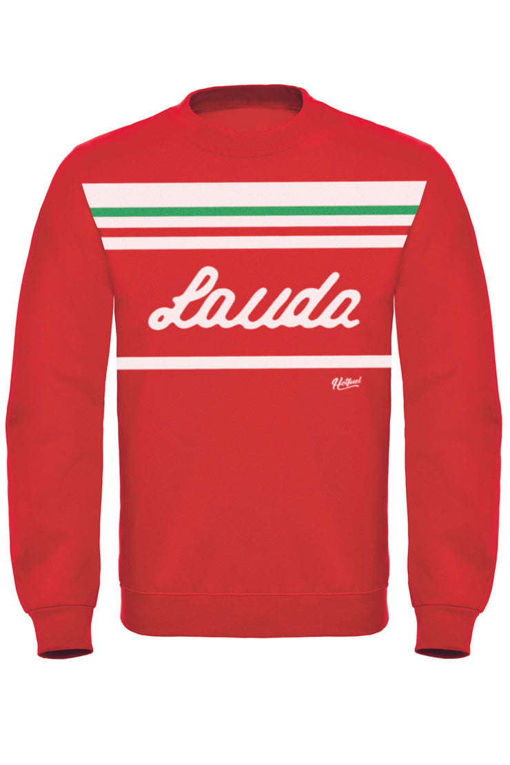 Lauda Stripes Sweatshirt