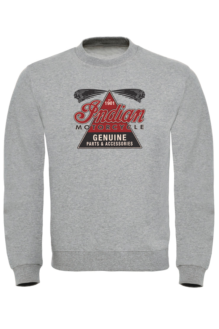 Indian Motorcycle Parts Sweatshirt