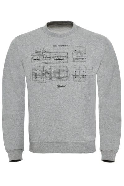 Series 2 Blueprint Sweatshirt