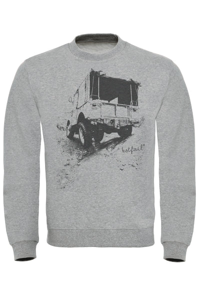 Series 1 Off Road Print Sweatshirt