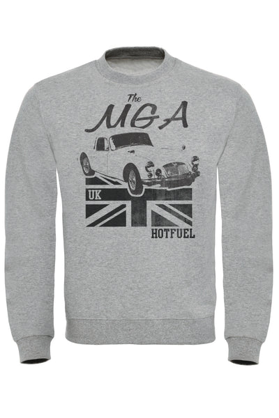 MGA UK Print Sweatshirt
