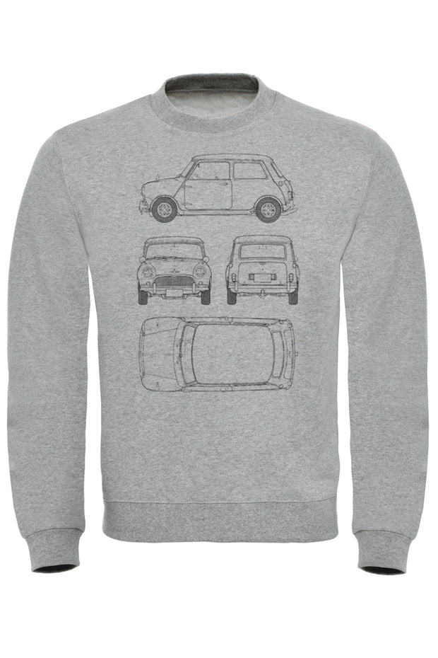 Cooper Blueprint Sweatshirt