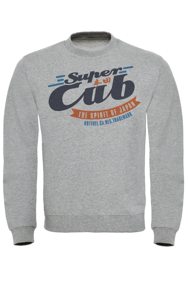 Super Cub Spirit of Japan Sweatshirt