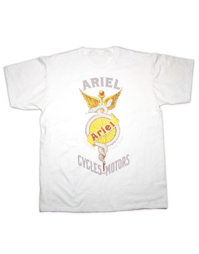 Ariel Cycles & Motors T Shirt