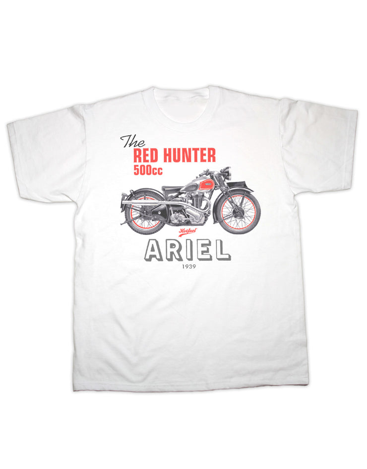 Ariel Red Hunter T Shirt