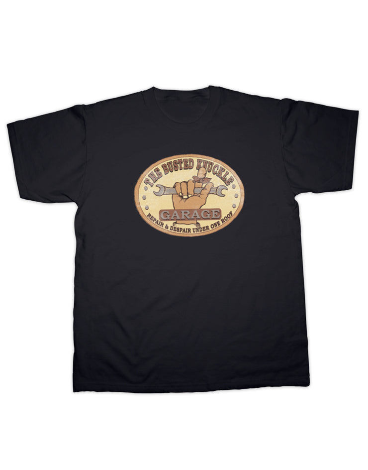 Busted Knuckle T Shirt