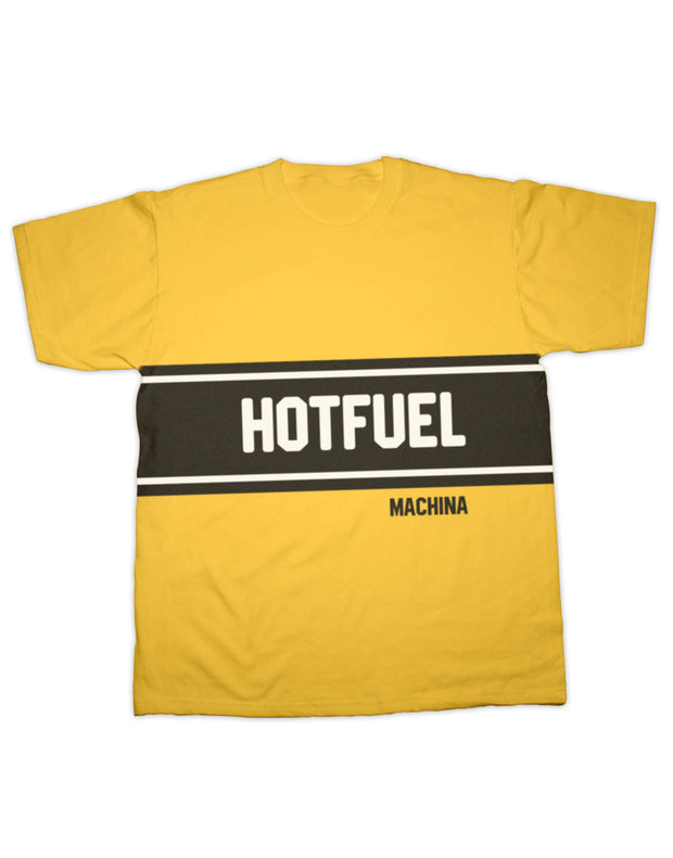 Hotfuel Machina Stripe T Shirt