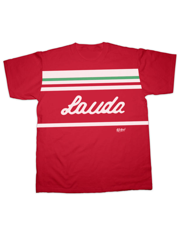 Lauda Stripes T Shirt