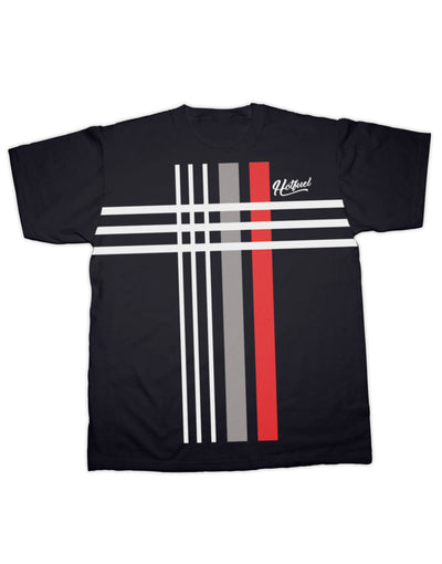 Hotfuel GTi Stripes T Shirt