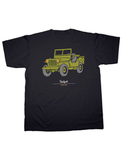Hotfuel Jeep T Shirt