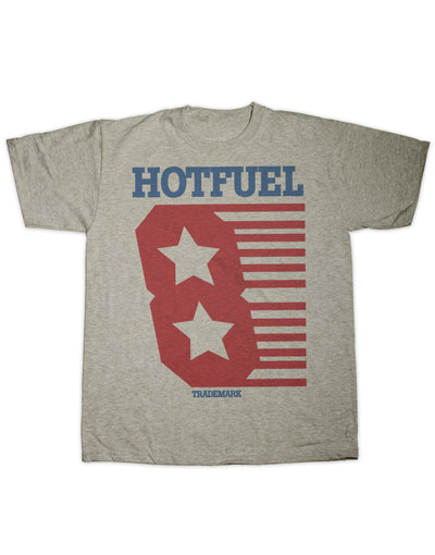 Hotfuel 8 Stripe T Shirt