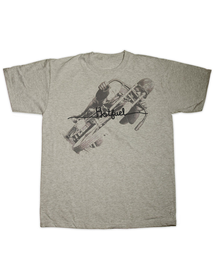 Hotfuel Wall of Death Rider T Shirt
