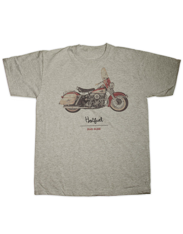 Hotfuel Duo Glide T Shirt