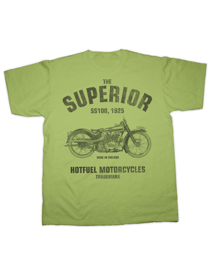 Hotfuel Superior SS100 T Shirt