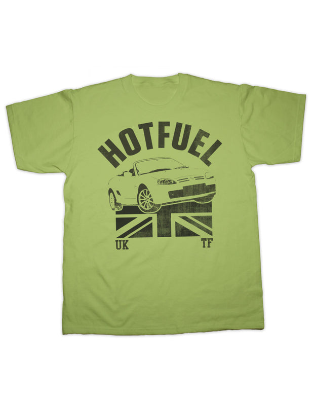 MG TF UK Print T Shirt