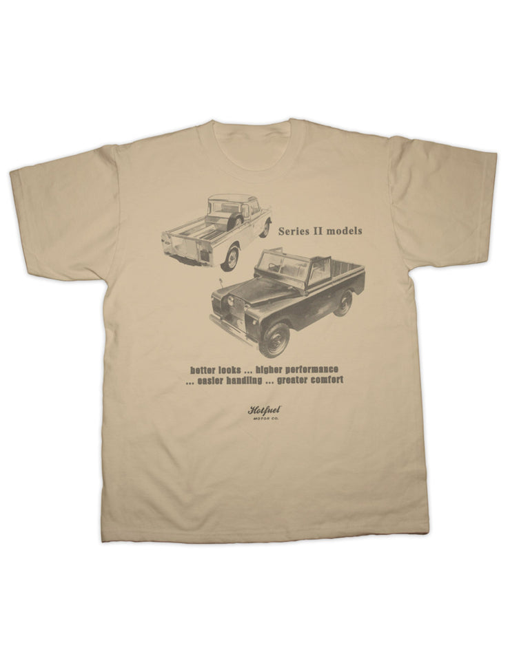 Series 2 Models T Shirt