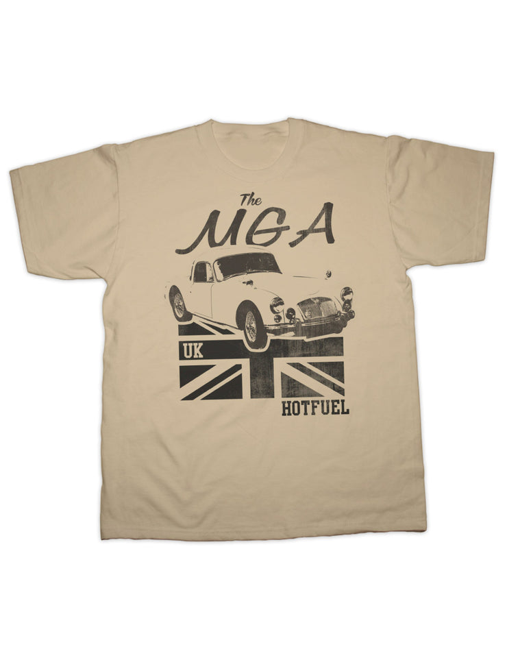 MGA UK Print T Shirt