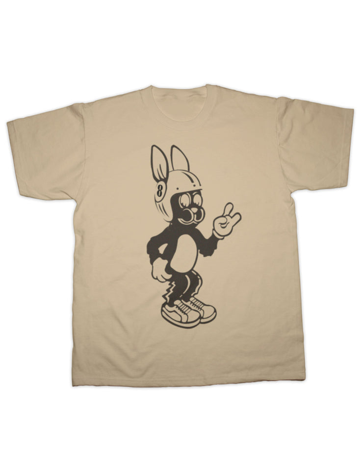 Racing Rabbit T Shirt