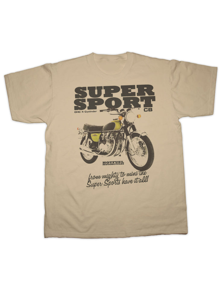 Hotfuel CB Super Sport T Shirt