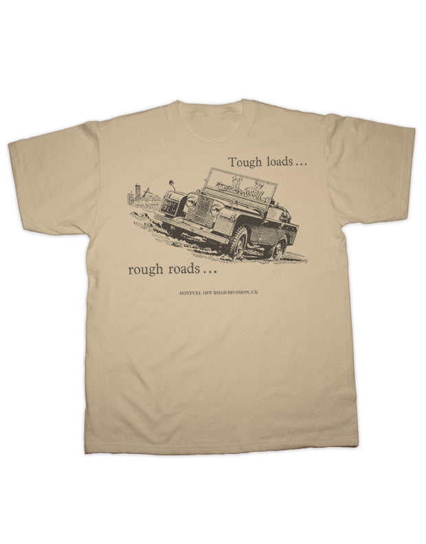 Rough Roads T Shirt