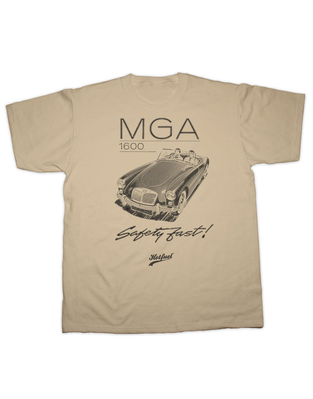 MGA 1600 Safety Fast T Shirt