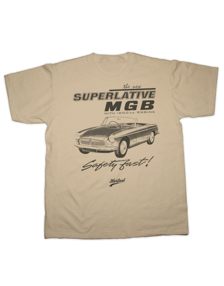 MGB Safety Fast T Shirt