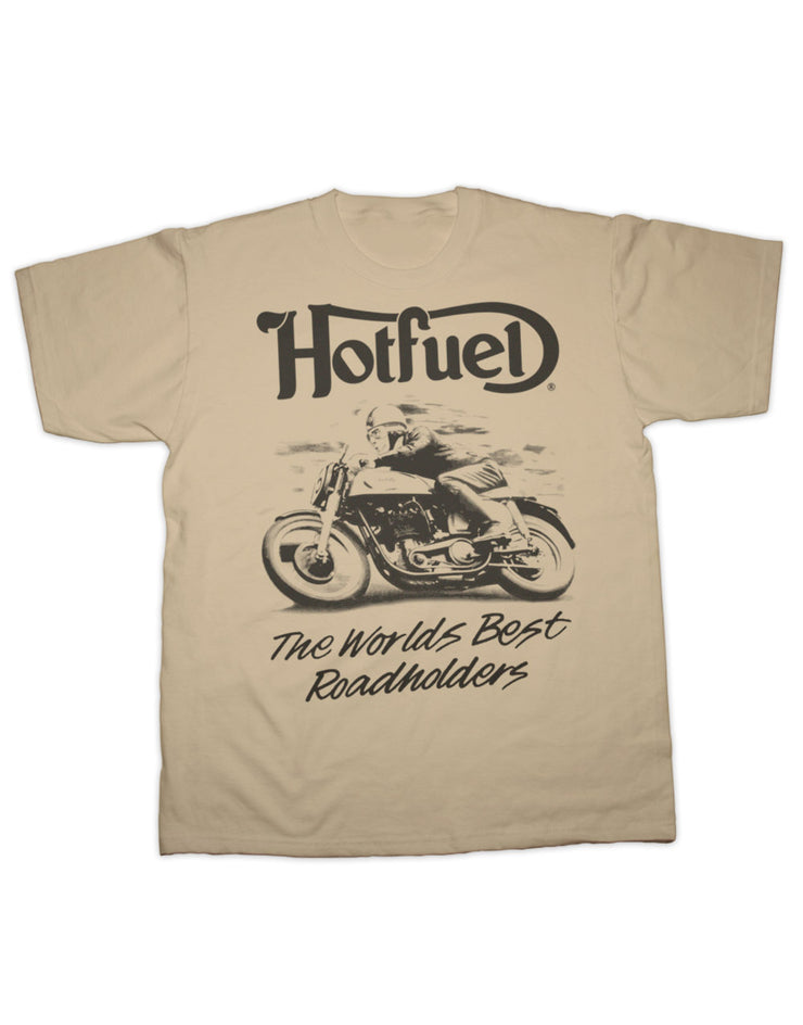 Hotfuel Best Roadholders T Shirt