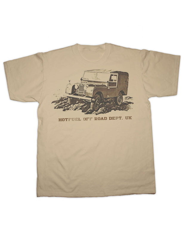 Off Road Dept. UK T Shirt
