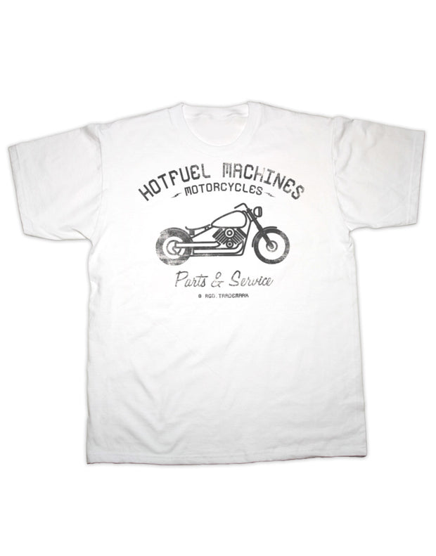 Hotfuel Machines Parts & Service T Shirt