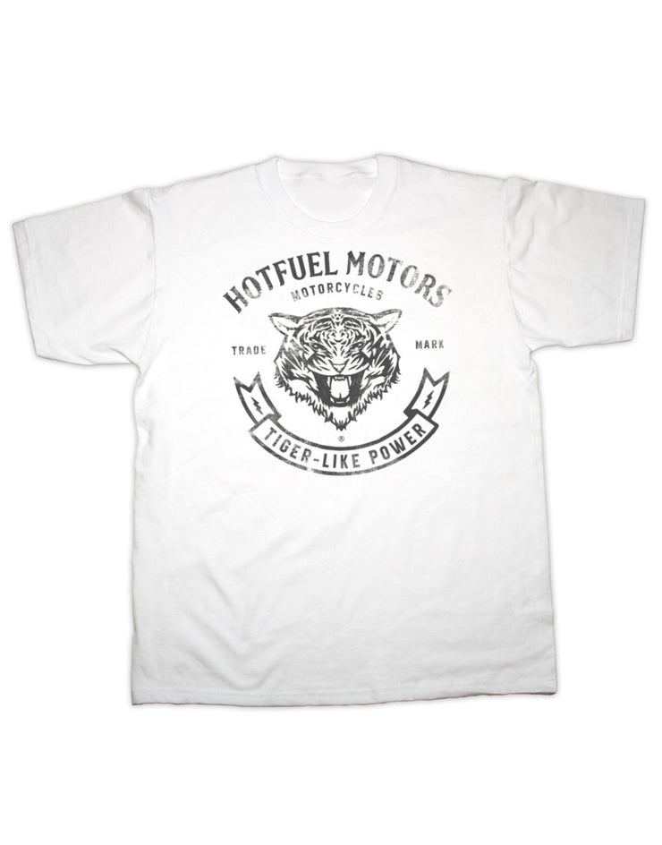 Hotfuel Tiger Like Performance T Shirt