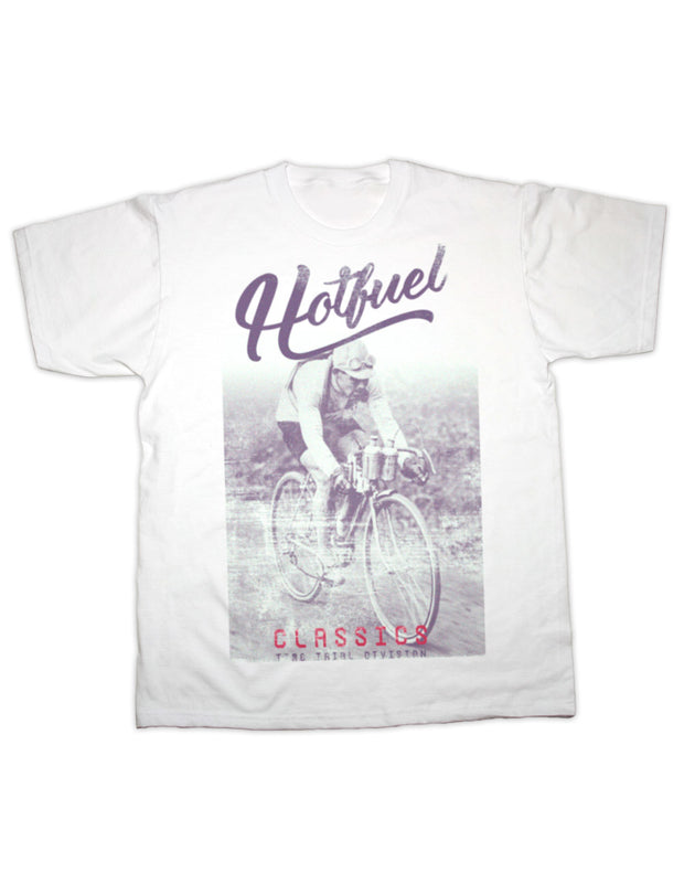 Hotfuel Time Trials Rider T Shirt